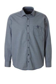 +size regulr fit overhemd