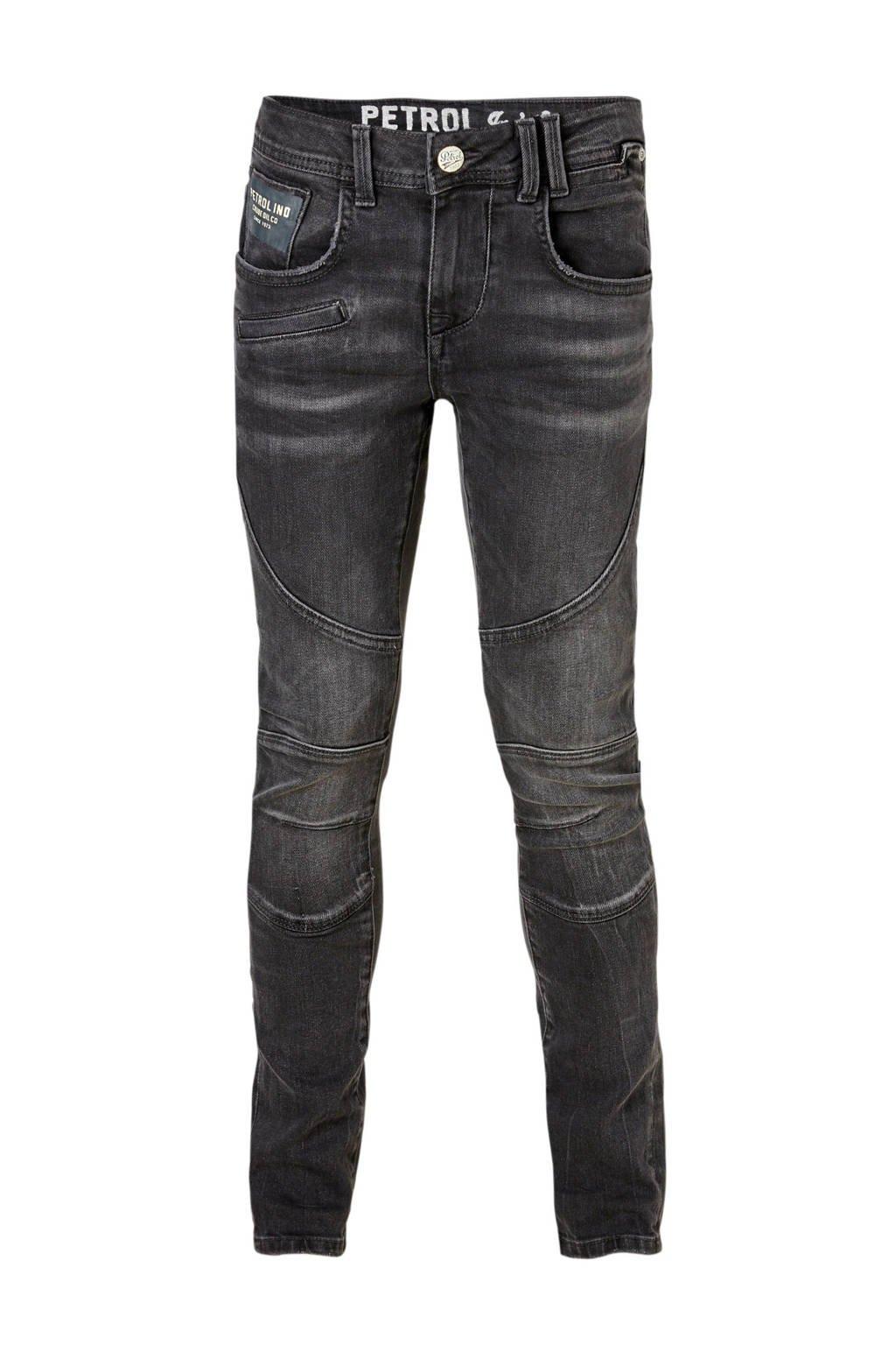 Petrol Industries slim fit jeans grijs, Grijs