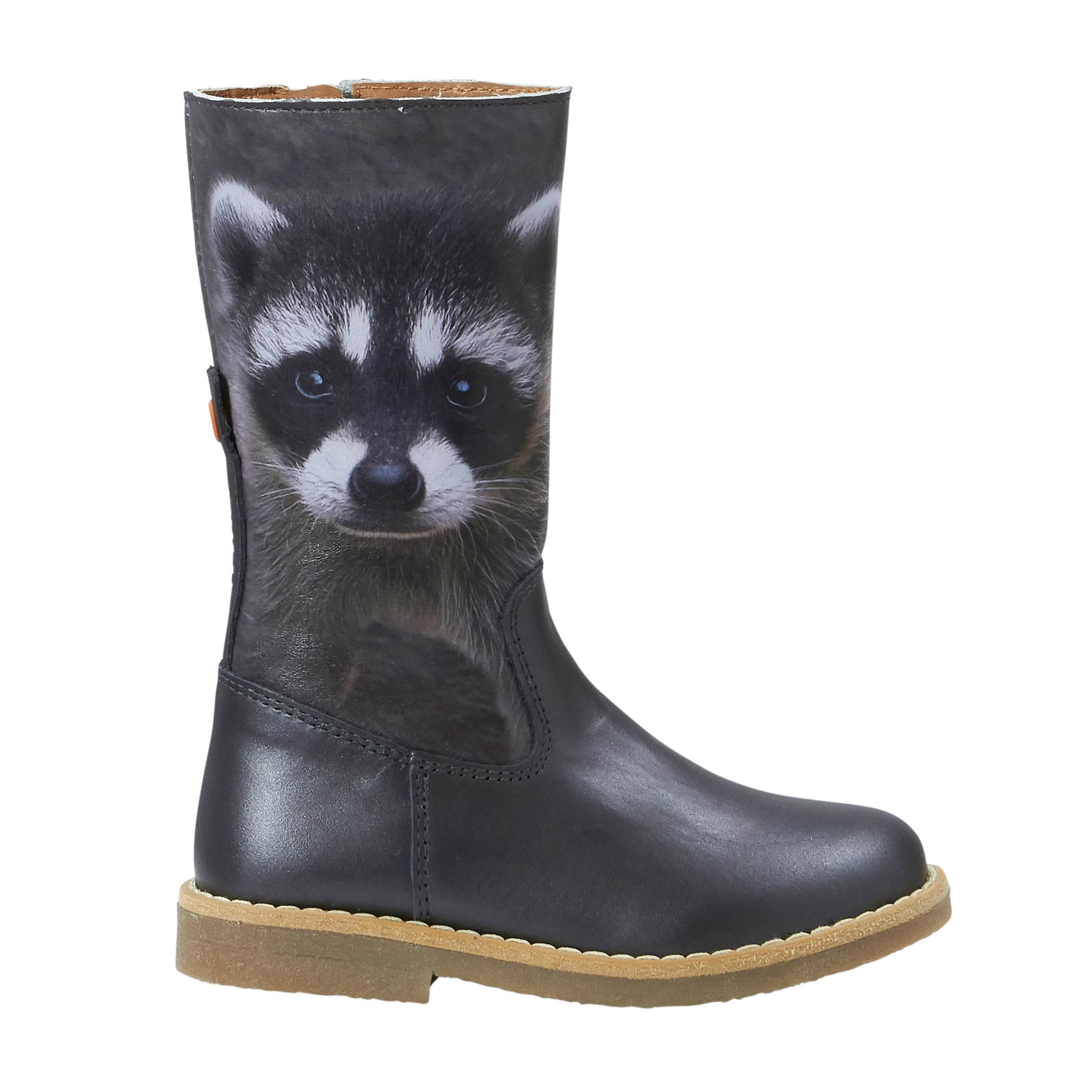Wild leren laarzen | wehkamp