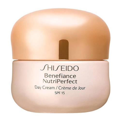 Shiseido Benefiance NutriPerfect Day Cream SPF 15 Gezichtscr�me 50 ml