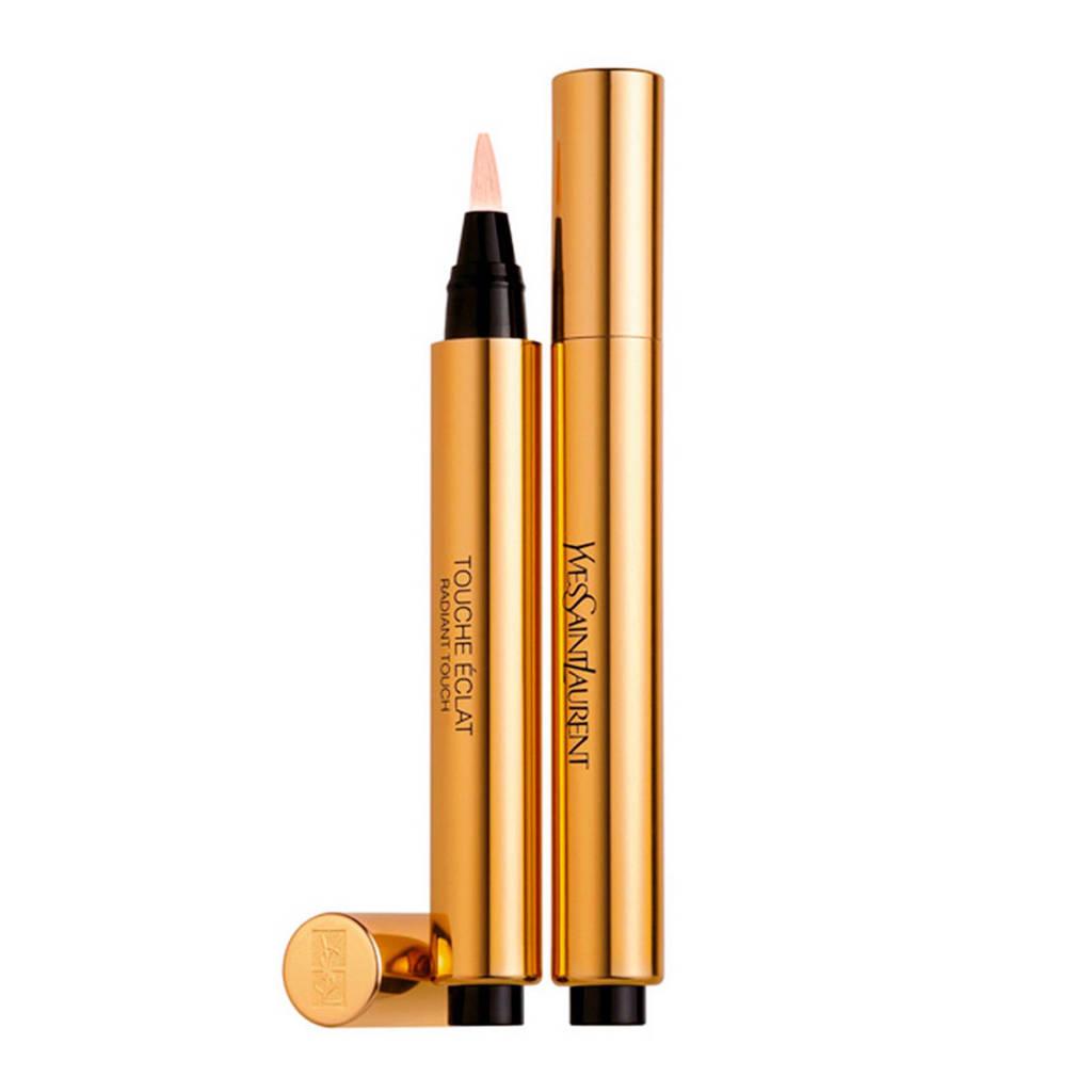Yves Saint Laurent Touche Eclat Radiant Touch concealer - 02 Luminous Ivory