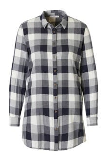 edc Women geruite blouse