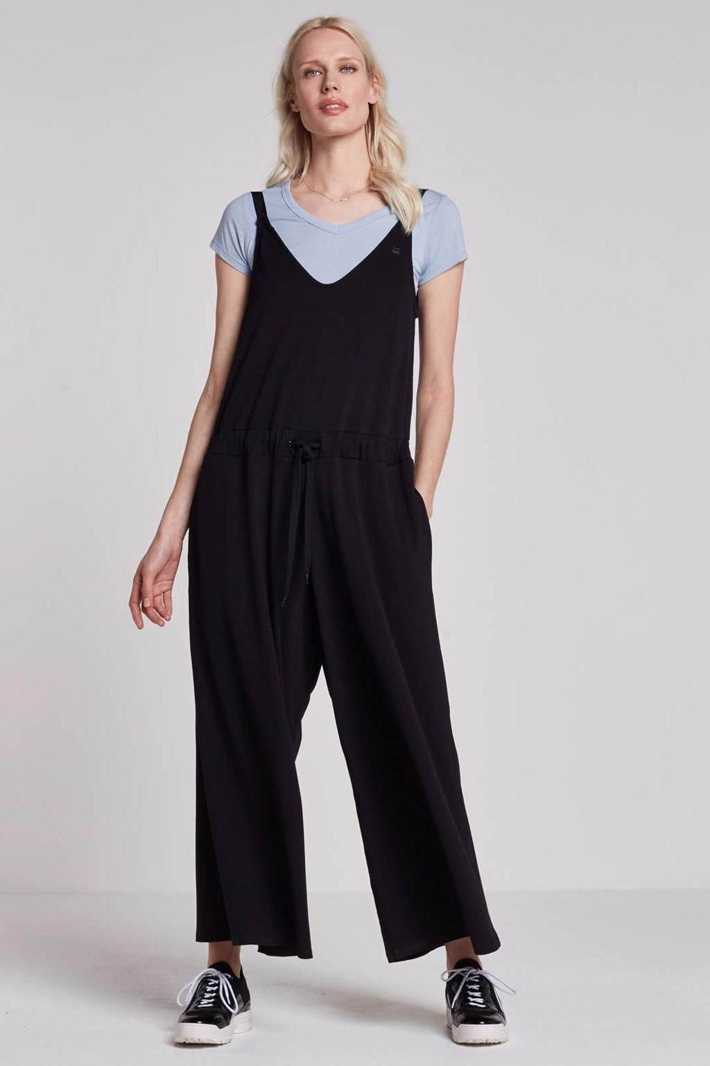 G-Star RAW jumpsuit, Zwart
