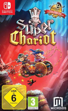 Super chariot (Nintendo Switch)