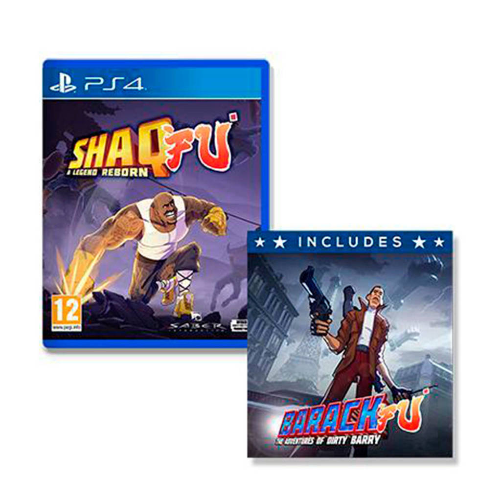 Shaq Fu - A legend reborn (PlayStation 4)