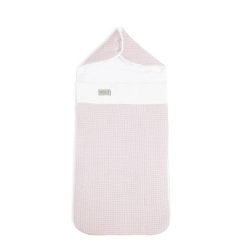Soft Stone voetenzak Iglo Mini roze