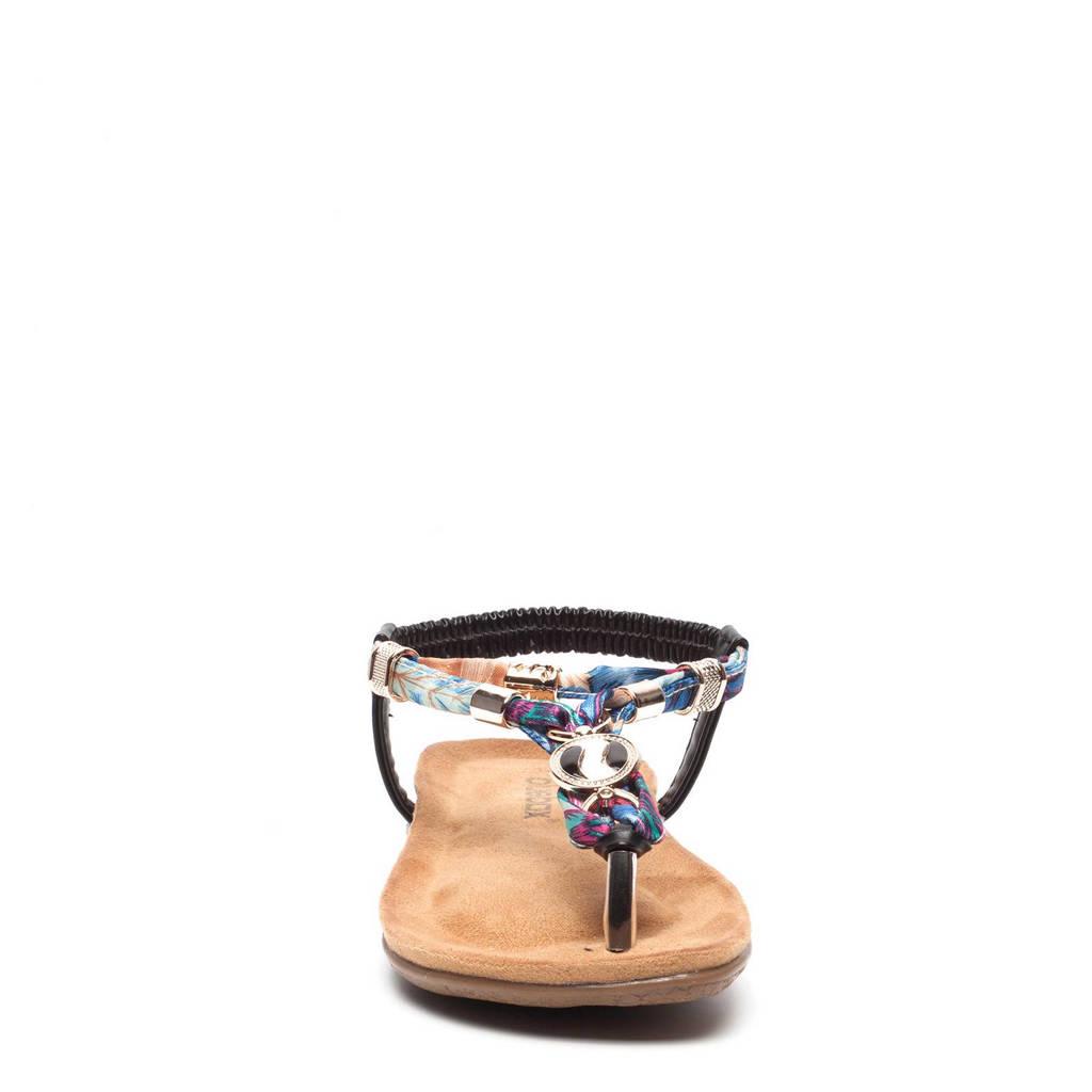 Verwonderend Scapino Blue Box sandalen met kralen | wehkamp RI-86
