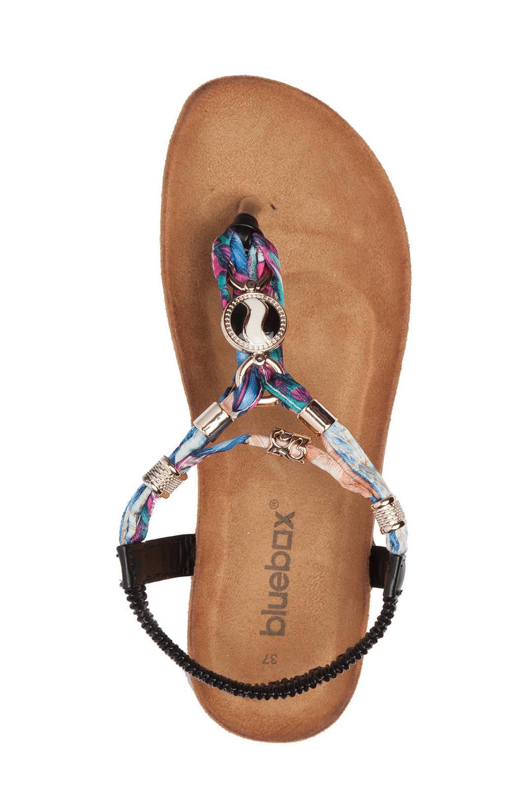 25f7207cb35 Scapino Blue Box sandalen met kralen | wehkamp