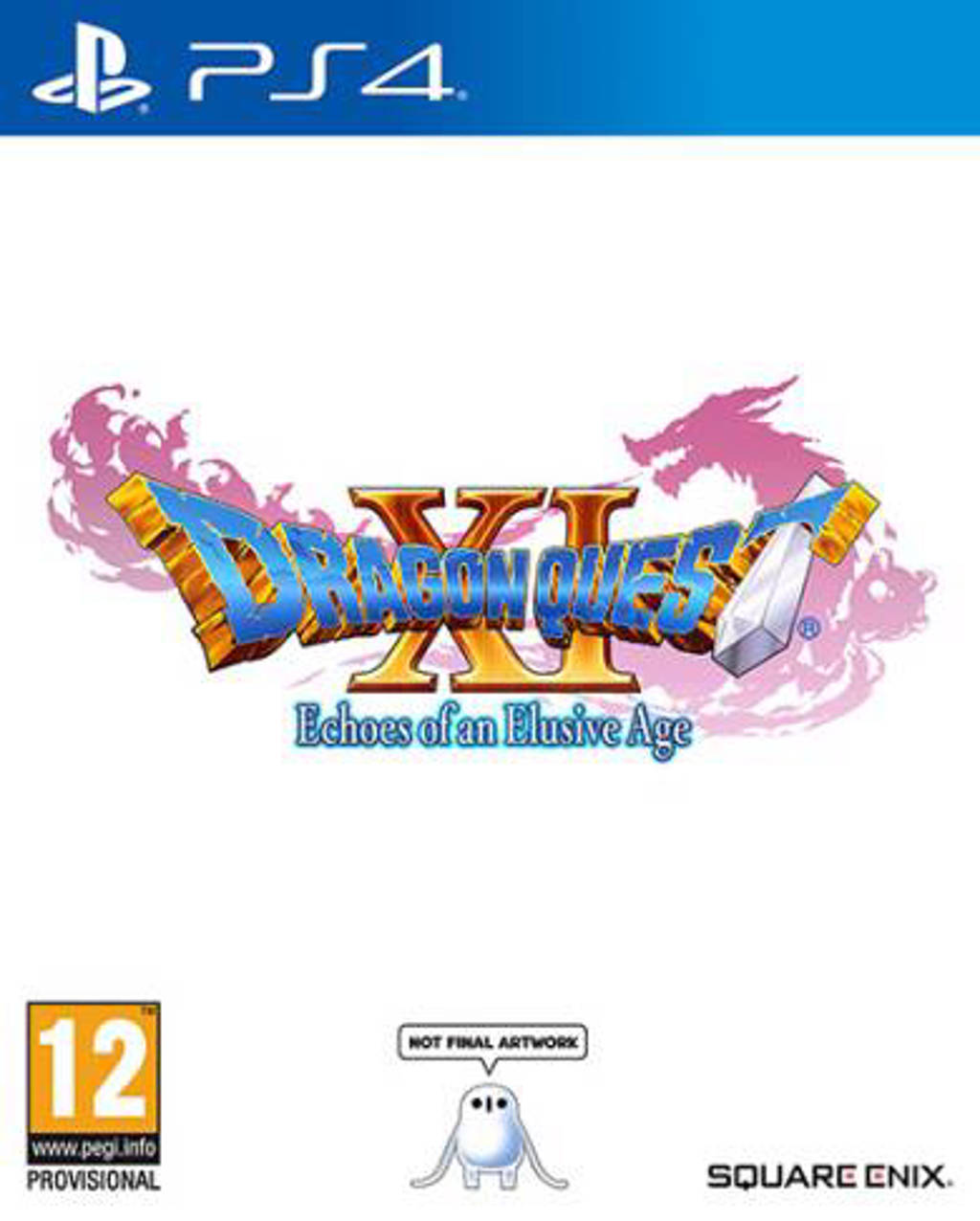 Dragon quest XI - Echoes of an exclusive age (PlayStation 4)