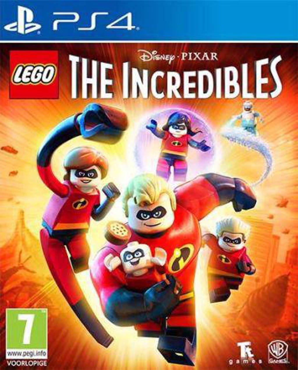 LEGO Incredibles  (PlayStation 4)