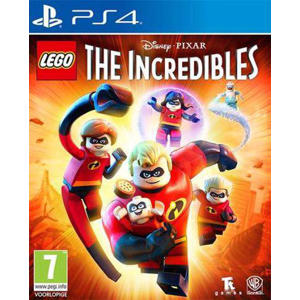 Incredibles  (PlayStation 4)