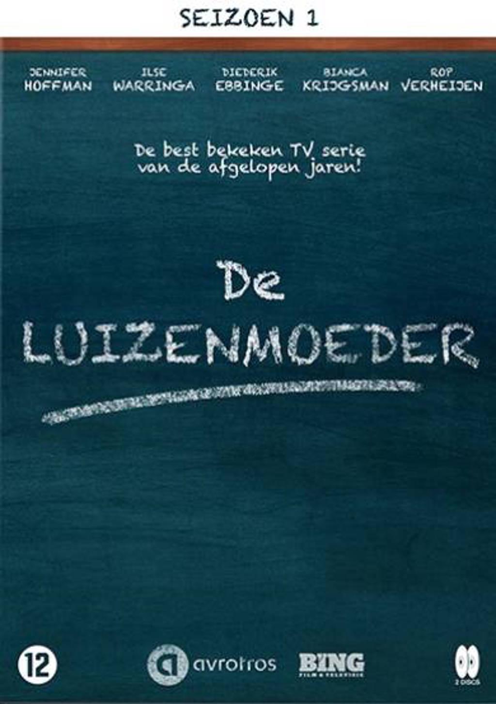 De luizenmoeder - Seizoen 1 (DVD)