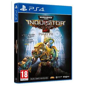 Warhammer 40K - Inquisitor martyr (PlayStation 4)