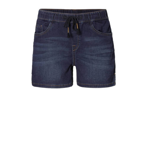 jog denim short