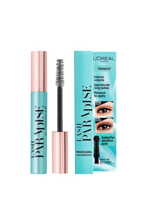 Paradise Extatic Waterproof mascara - Zwart