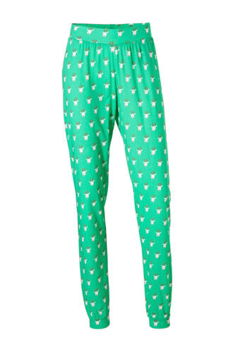 pyjamabroek all over print