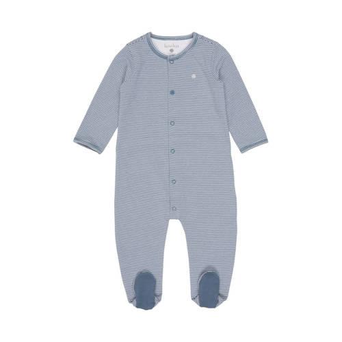 newborn gestreept boxpak Elwyn grijsblauw