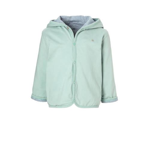 newborn vest Elwyn mint