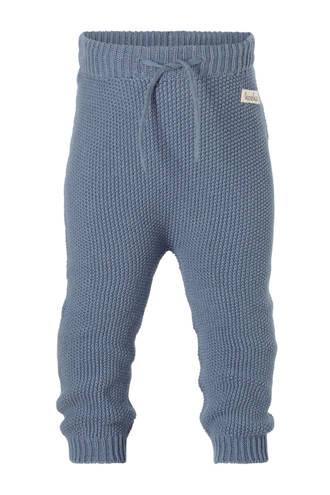 newborn broek Barley grijsblauw