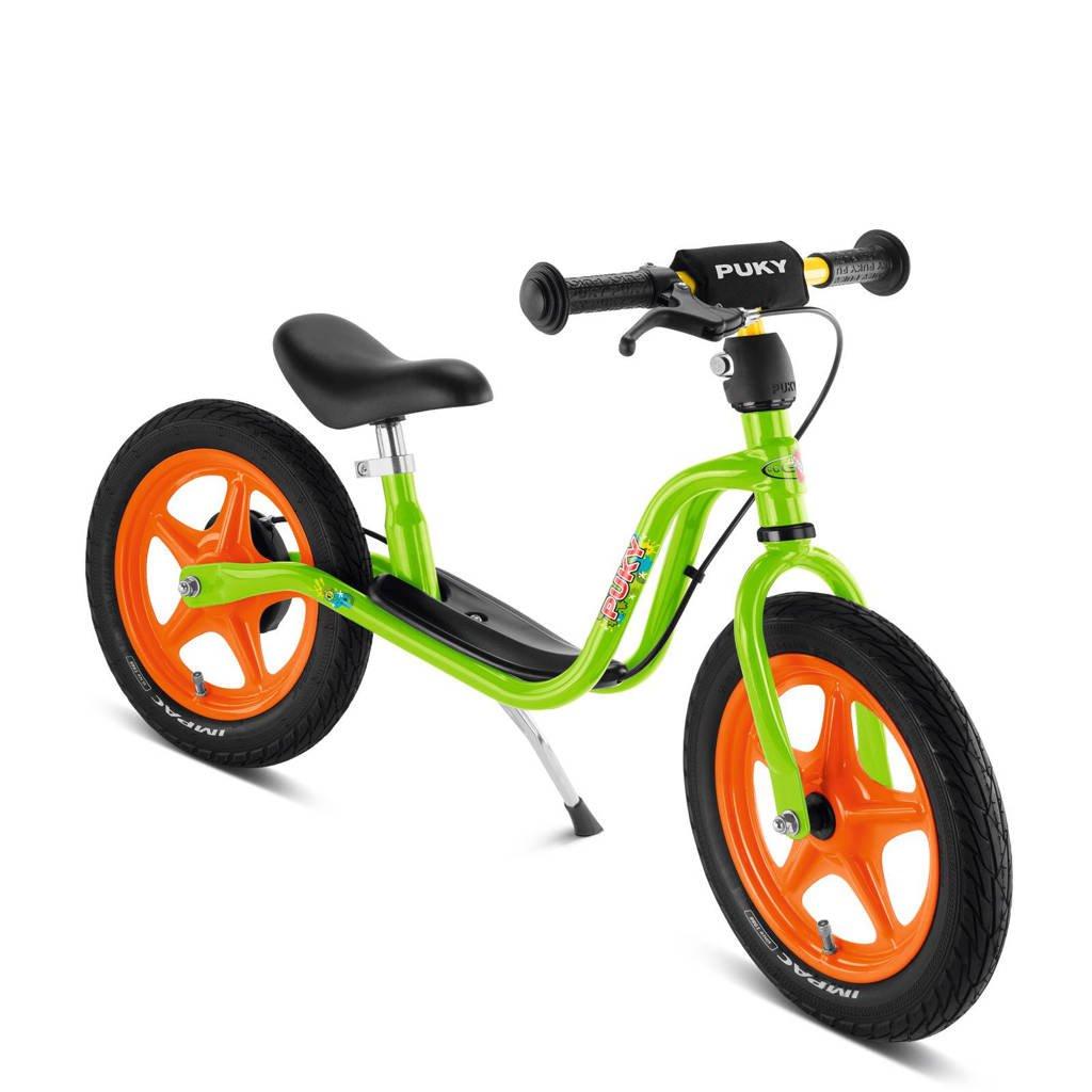 Puky LR 1L Br loopfiets, Groen/oranje