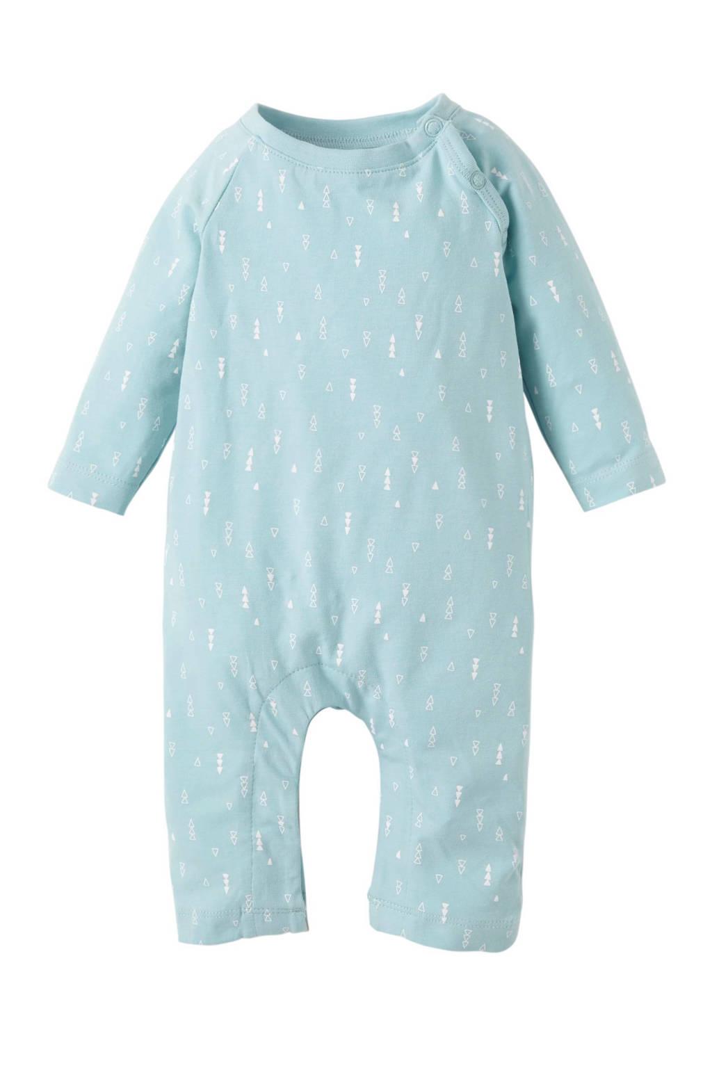 name it BABY newborn baby boxpak Delucious, Mintgroen/wit
