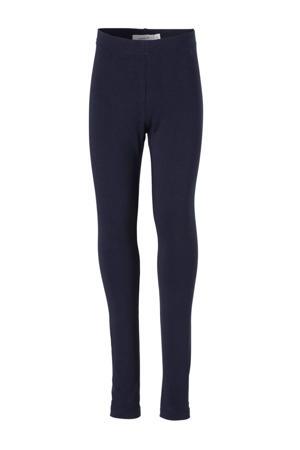 legging donkerblauw