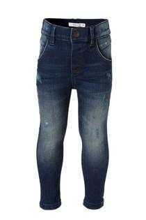 name it MINI slim fit jeans  (meisjes)