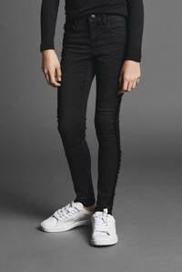 NAME IT KIDS skinny jeans NKFPOLLY zwart, Zwart