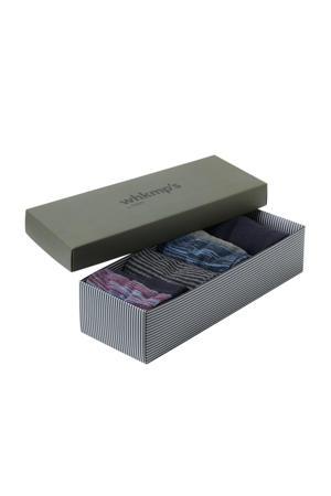 giftbox sokken (4 paar) heren