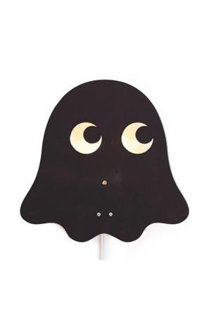 Ghost lamp zwart