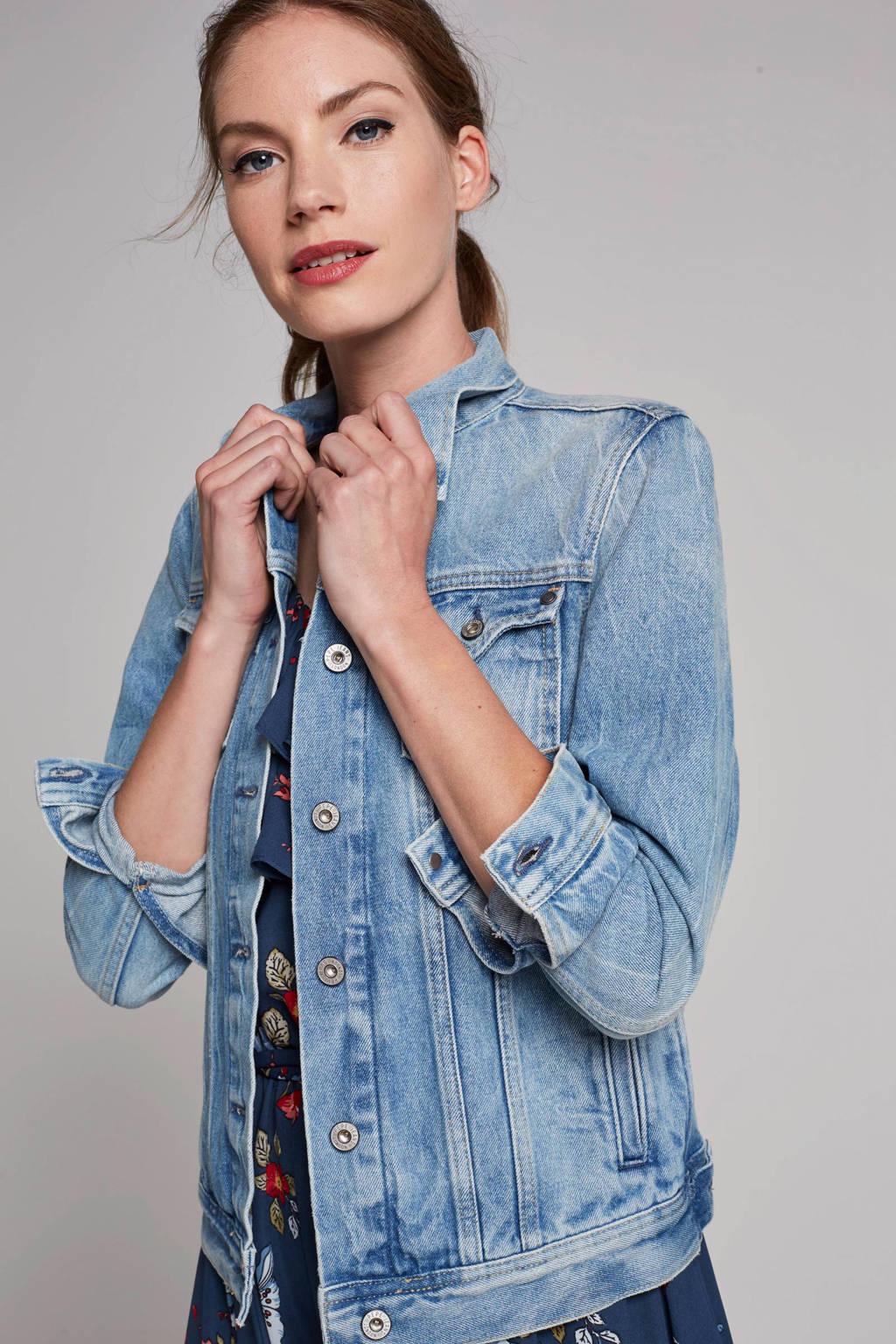 Pepe Jeans Thrift spijkerjas, Blauw