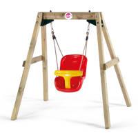 Plum houten schommelset baby