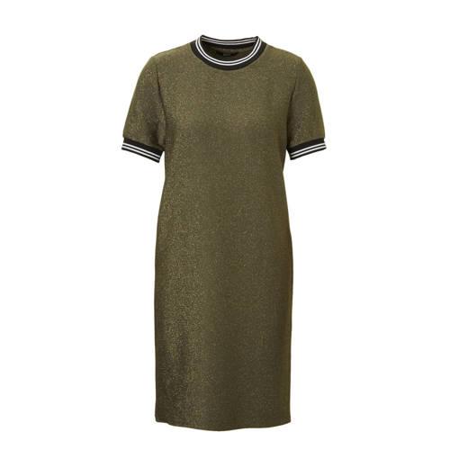 jurk met glitters
