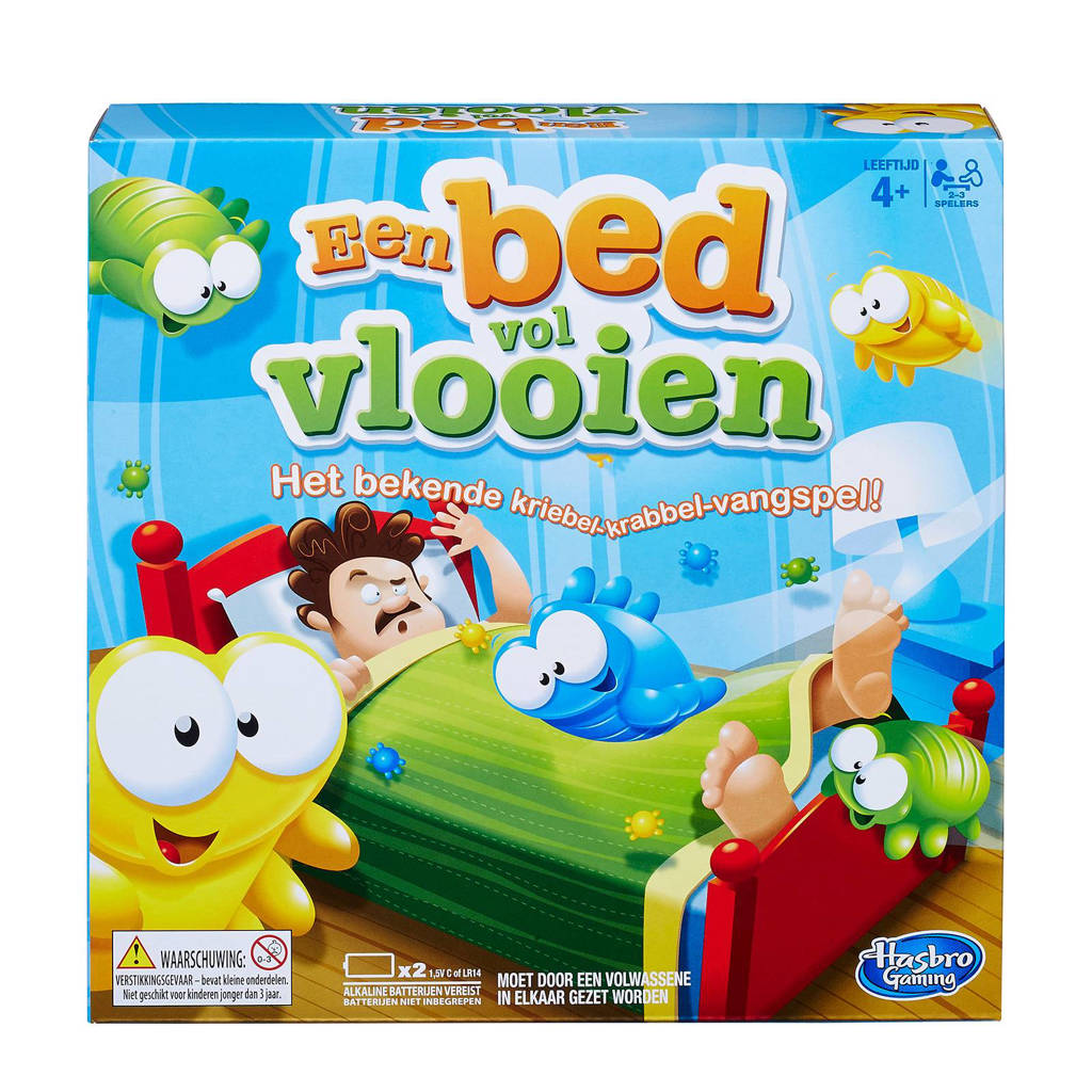 Hasbro Gaming bedbugs kinderspel