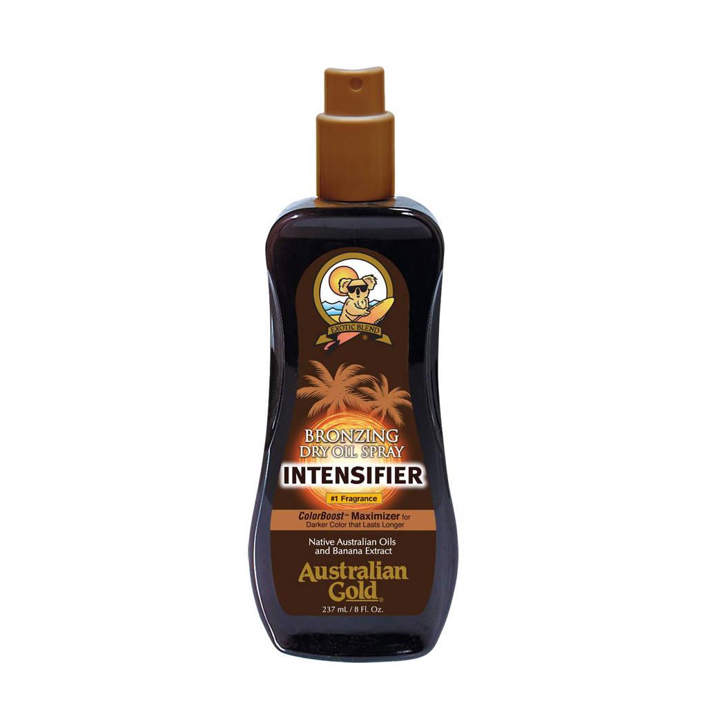Australian Gold Intensifier Dry Oil met Bronzer - 237 ml