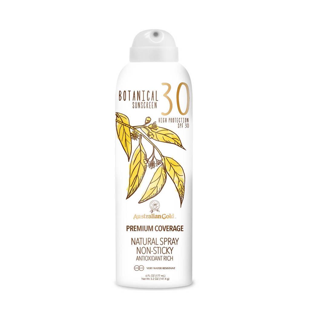Australian Gold SPF 30 Botanical Continuous Spray - 177 ml