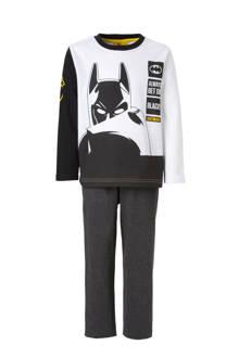 LEGO Batman pyjama donkergrijs