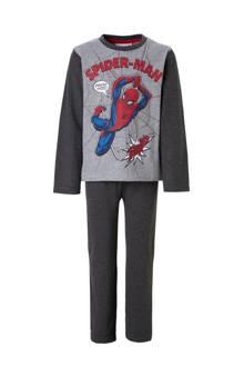 Spider-man pyjama grijs