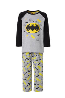 LEGO Batman pyjama grijs (jongens)