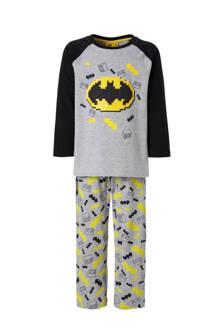 LEGO Batman pyjama grijs