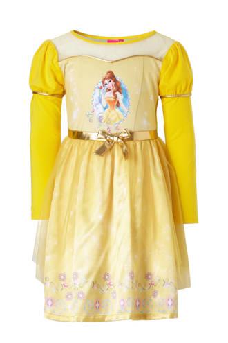 Belle verkleedjurk geel
