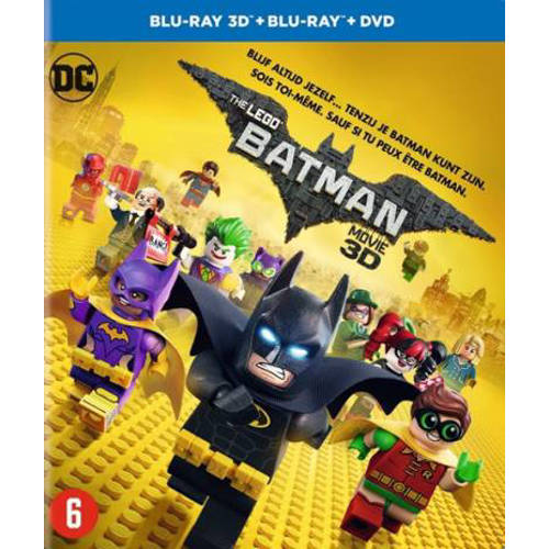 Lego Batman movie (3D) (Blu-ray) kopen