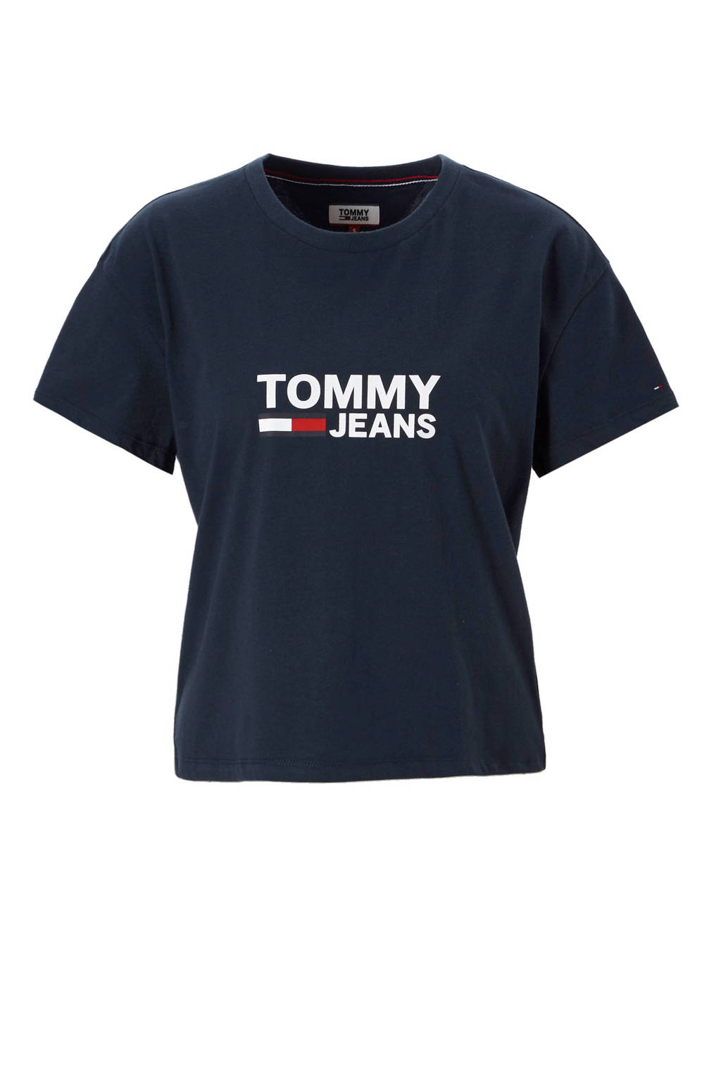 Tommy Met Jeanst Logoprint Jeanst shirt Tommy Jeanst Met Logoprint shirt Tommy wqC7qXxzcf