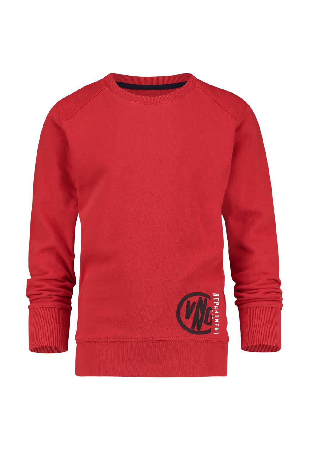 Vingino sweater Nartano rood, Rood