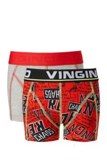 Vingino   boxershort Real - set van 2 (jongens)