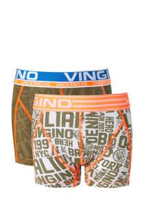Vingino   boxershort Nyc - set van 2 (jongens)