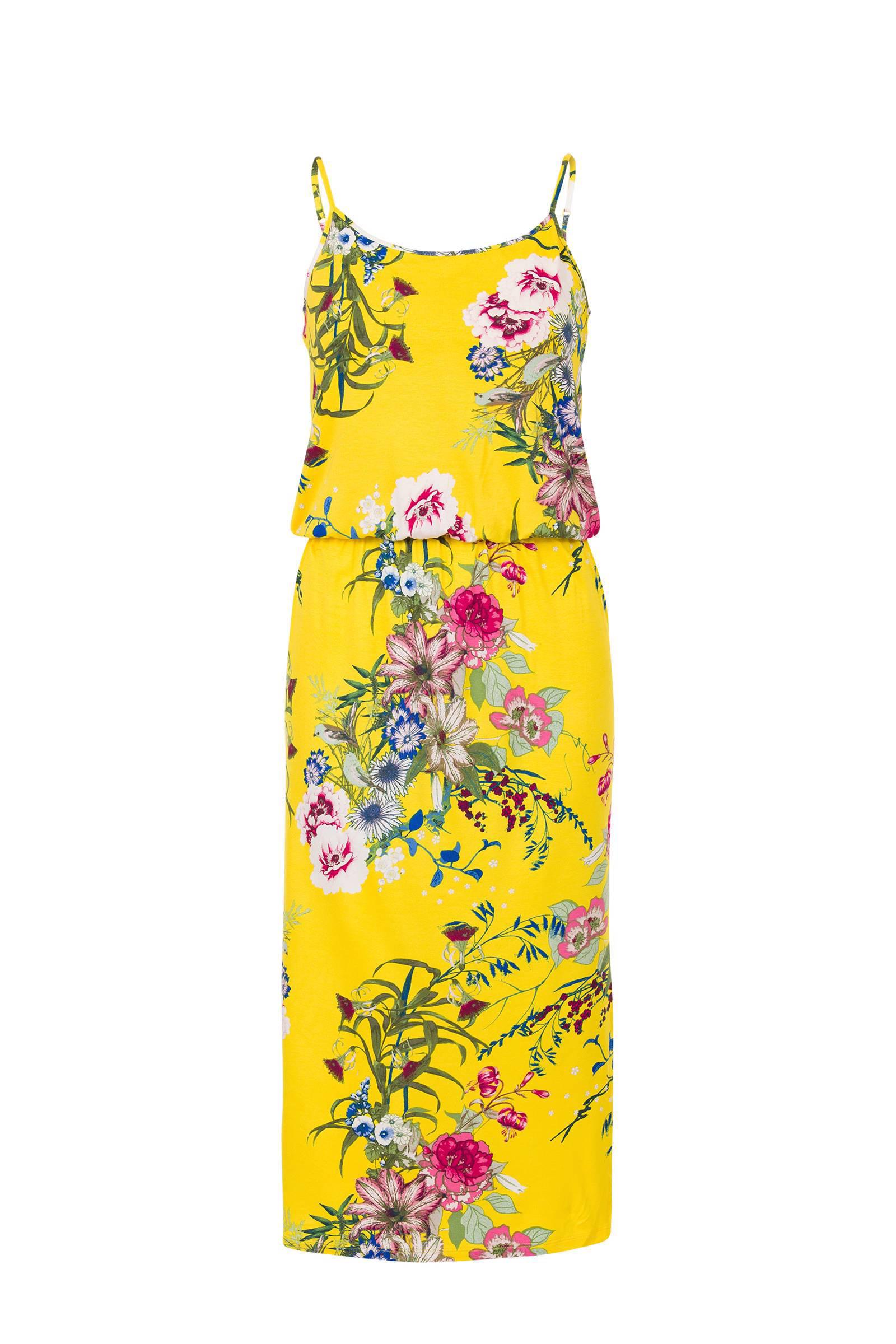 steps jurk geel