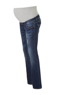 MAMA-LICIOUS flared positie jeans (dames)