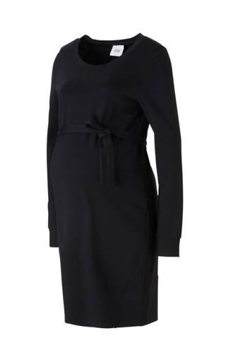 jurk met tailleband