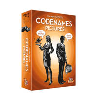 White Goblin Games Codenames Pictures bordspel